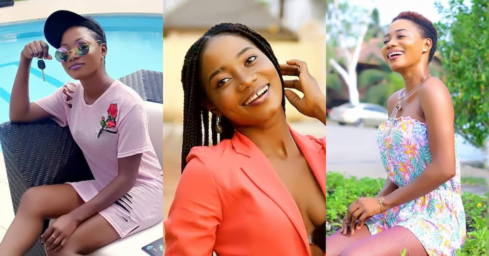 23-year-old Maame Esi narrates how she built her own mansion & businesses