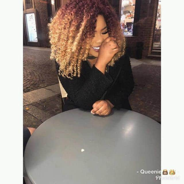 More photos of the alleged side chic of Medikal