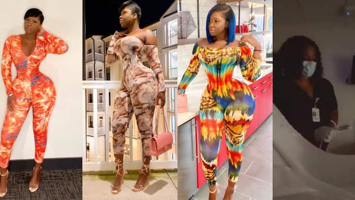 Princess Shyngle loses weeks-old pregnancy; tearfully recounts how it happened