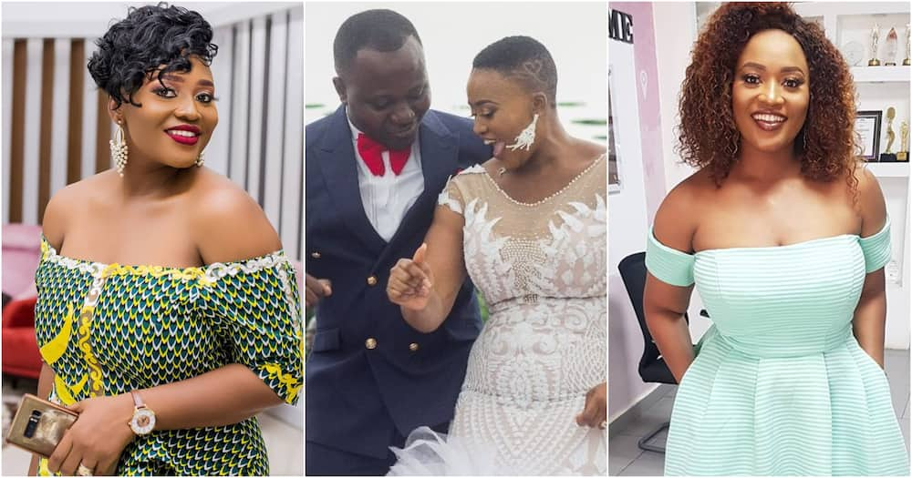 MzGee: TV3 presenter flaunts husband Raymond Acquah on his birthday (photos)
