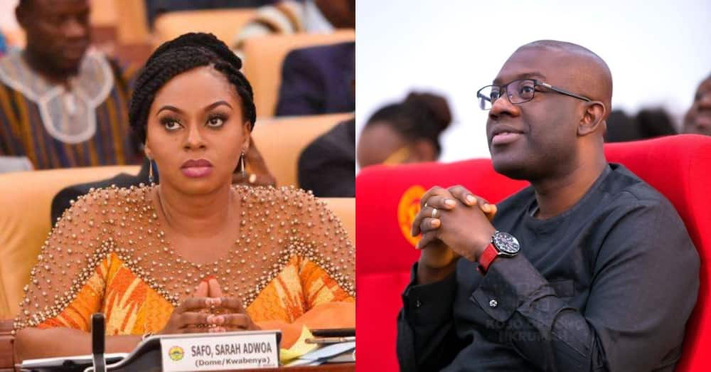 Meet 5 youngest ministers appointed after Nana Addo was given 4 more years