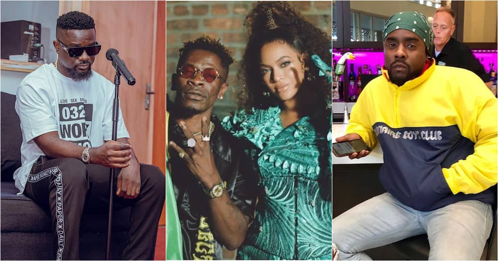 Sarkodie announces song with rapper Wale after Beyonce and Shatta Wale's Already video