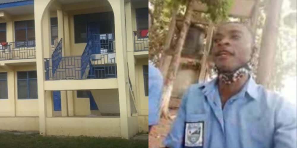 Mim SHS boys 'cry' over difficult Inter-Science paper after allegedly paying bribe for questions (video)