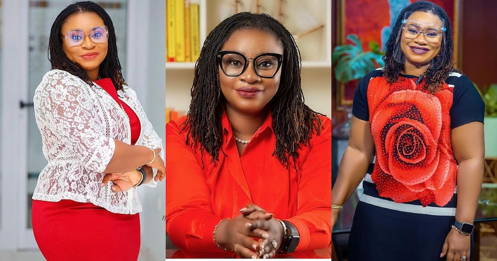 Charlotte Osei: Former EC Boss Flaunts Her Pretty 86-Year-Old Mother In New Photo; Many Can't Believer Her Age