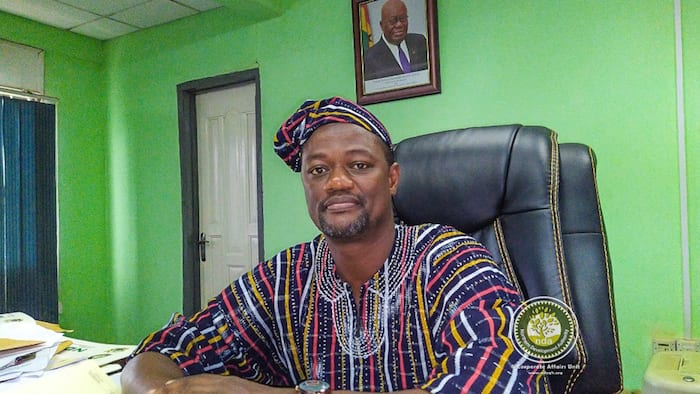 NDA boss accused of spending thousands of tax payer's cedis on end-of-year party