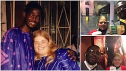 Obroni woman shares photo, gushes over her husband as she celebrates their 16th wedding anniversary