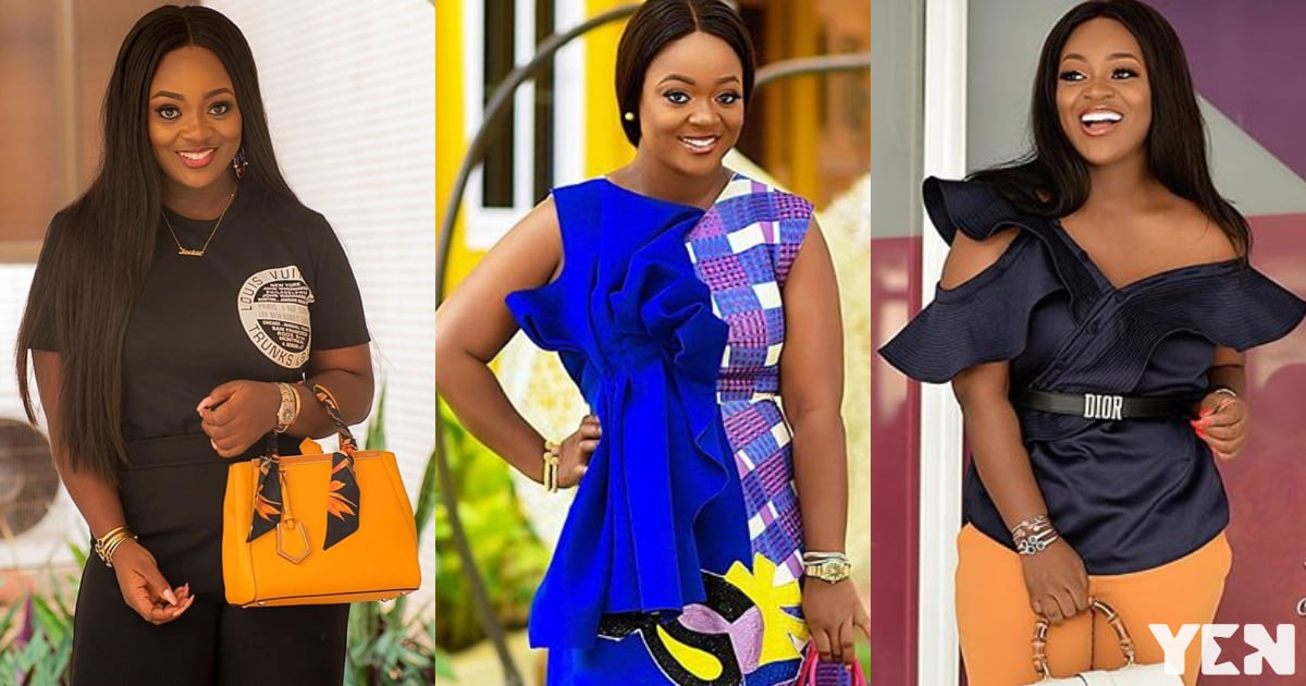 Jackie Appiah makes sad confession about her life; asks for prayers and deliverance in new video