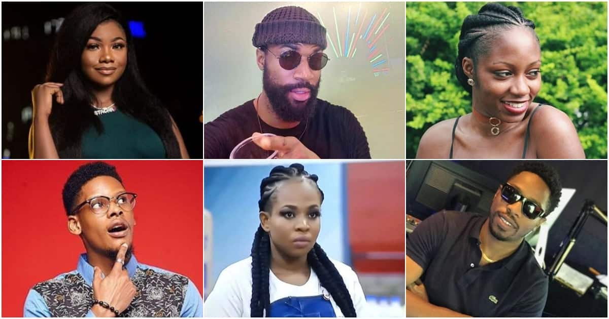 BBNaija housemates reveal their unbelievable dirty sex secrets