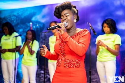 Meet Inspirational Gifty the gospel artiste set to change the industry with her unique voice