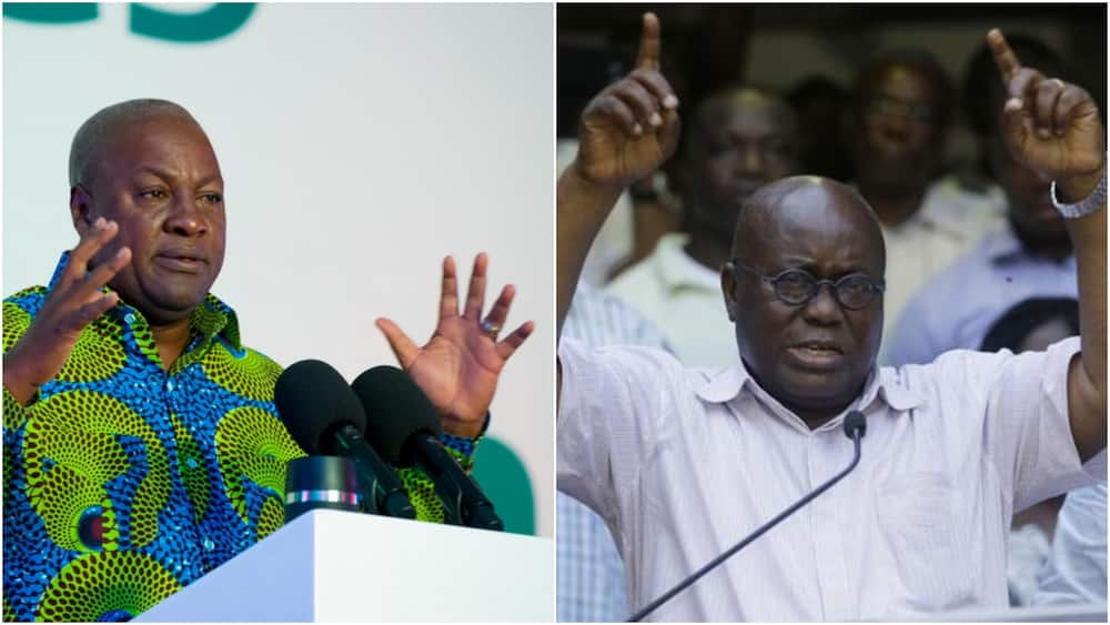 Race for 2024: NDC diagnoses Ghana as sick with insecurity, poverty and mystery deaths