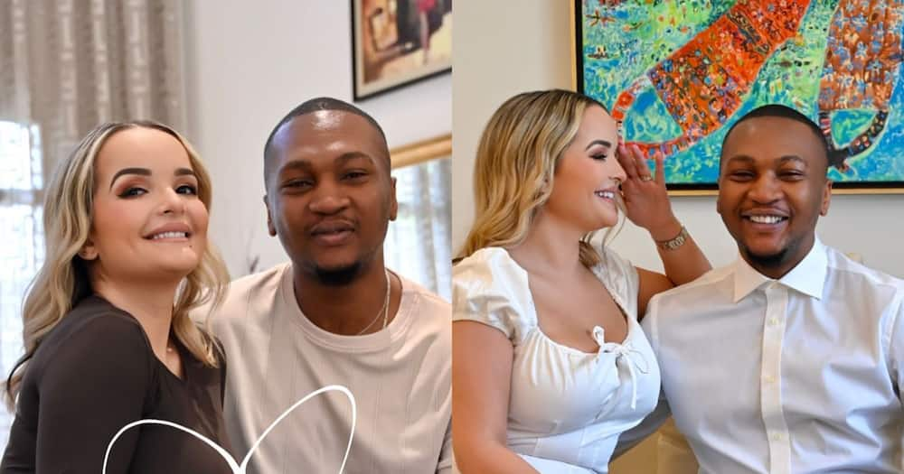Asma: Wife Of Mahama's 1st Son Shafik Shares Their Loved-Up Photos After Wedding Anniversary