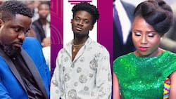 Sarkodie has failed to congratulate me after VGMA - 'Disappointed' Kuami Eugene cries