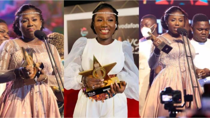 2021 VGMAs: Diana Antwi Hamilton deserves the Artiste of the Year award - Journalist