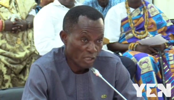 Deputy Minister-designate for Volta Region apologises for calling the NPP a taboo