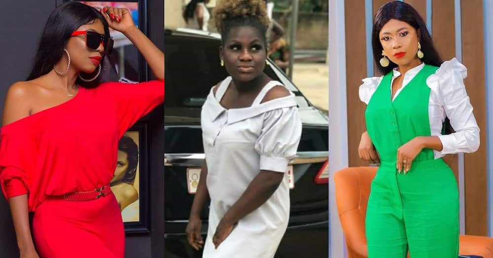 Selly Galley: Henewaa Piesie speaks after being cursed for mocking actress