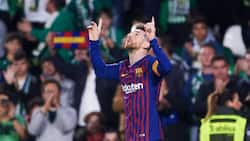 Messi sets remarkable record in Europe after beating Ronaldo to FIFA best player award