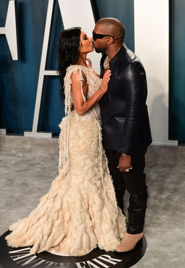 Kim Kardashian officially files for divorce from Kanye West