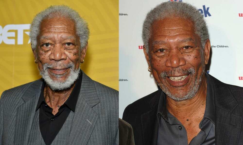 Actors who don't age