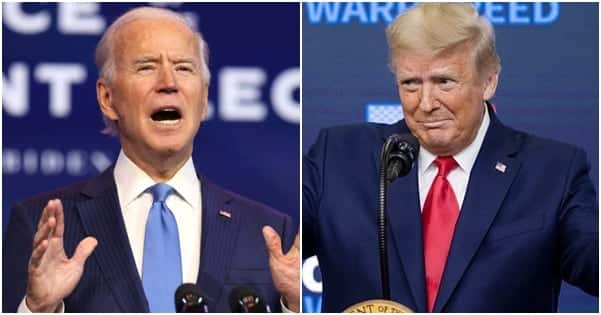 Trump left letter for Biden before inauguration, says ex-president's aide
