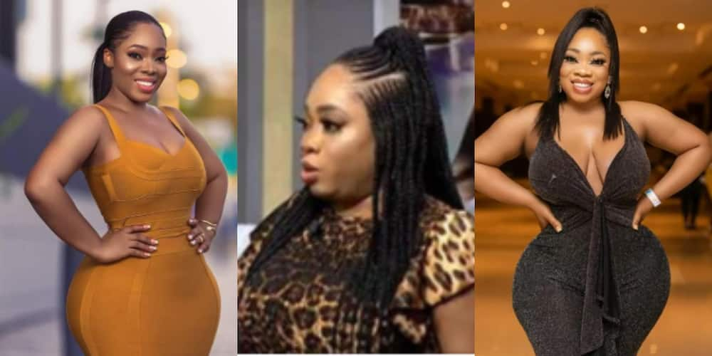 Moesha confirms in wild video she went for operation to enhance her backside (Video)