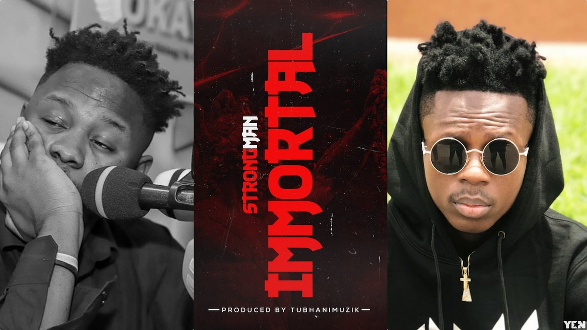 Medikal says he has no problem with Strongman; reveals why he released 'diss' songs against him