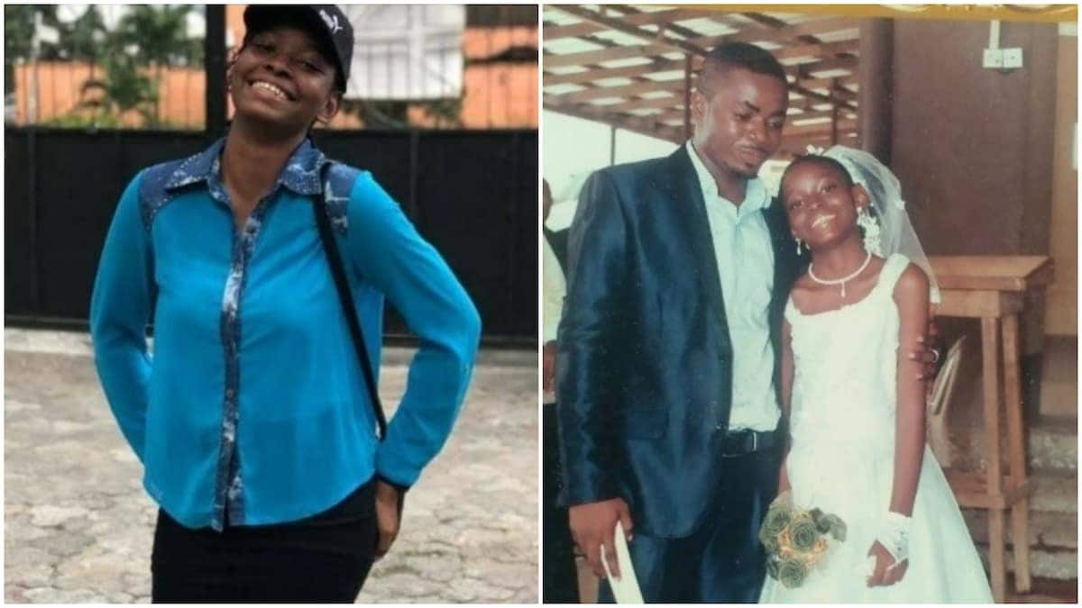 Tears flow as beautiful lady allegedly dies 3 weeks after wedding ceremony