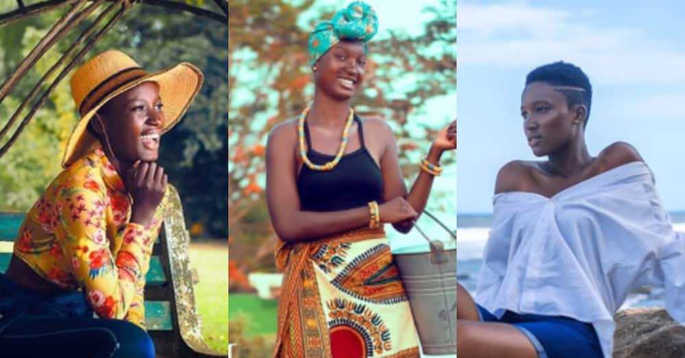 18-year-old Ghanaian model in SHS undertakes project to educate public on lawsuits