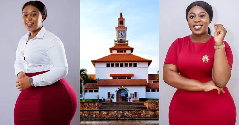 Rebecca Mwinviel Derry: Meet Aspiring 2021 General Secretary for UG SRC Whose Pictures are Going Viral