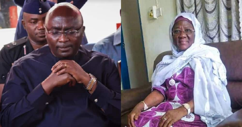 We all belong to Allah - Vice president Bawumia speaks after death of his mother