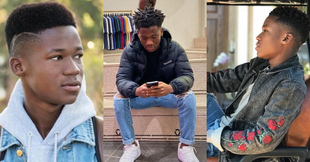Ghana's Abraham Attah gains admission into university in USA; shares joy online
