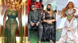 7 photos of Asamoah Gyan's beautiful 'girlfriend' drop as she celebrates her birthday