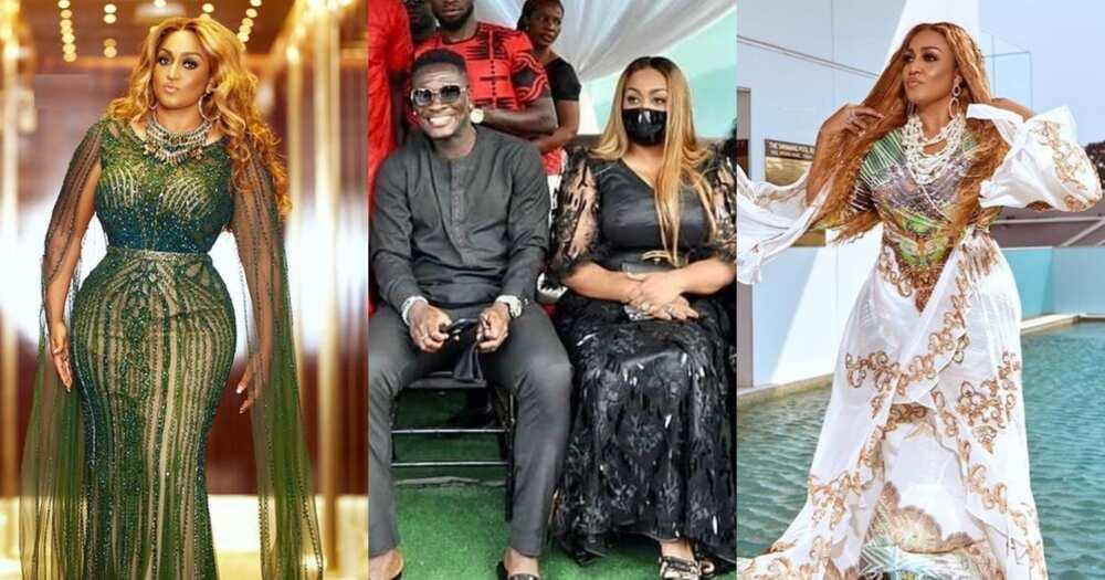 Nina Atala: Asamoah Gyan's alleged girlfriend stuns fans with her beauty