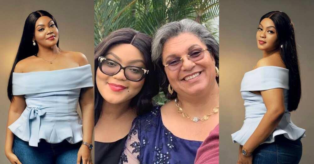 Hannah Tetteh's daughter Carla Simone celerates 26th birthday (photos)