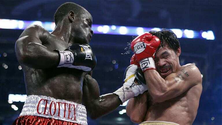 Joshua Clottey retires from boxing