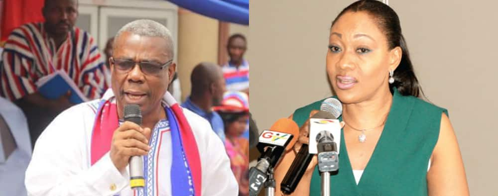 Election petition: Jean Mensa, Peter MacManu Will not testify - Lawyers