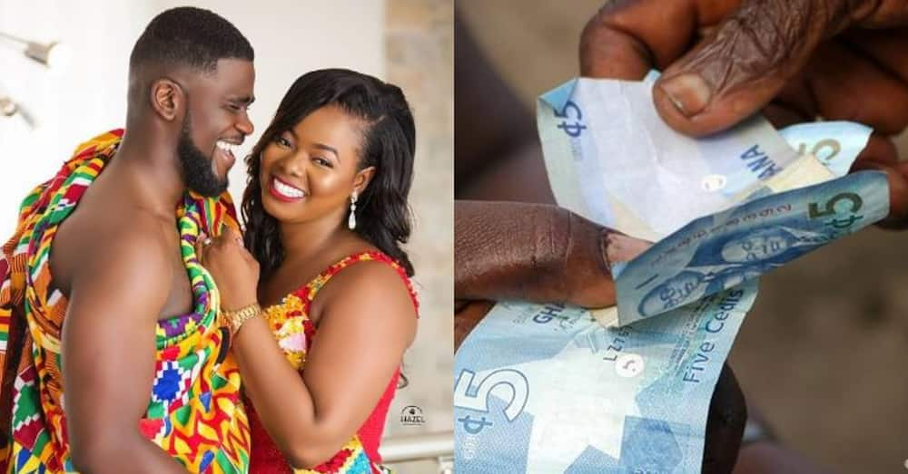 Ghanaians settle debate on whether taking loan for wedding is apt or not