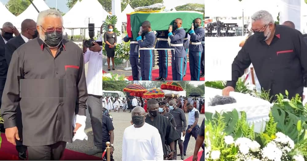 Victoria Agbotui: JJ Rawlings' mother goes home today; first videos drop