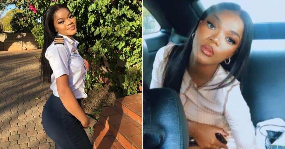 Mzansi, Elated, Woman, Pilot