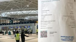 COVID-19 test results to be digitally verified to stop people with fake certs from travelling - GHS