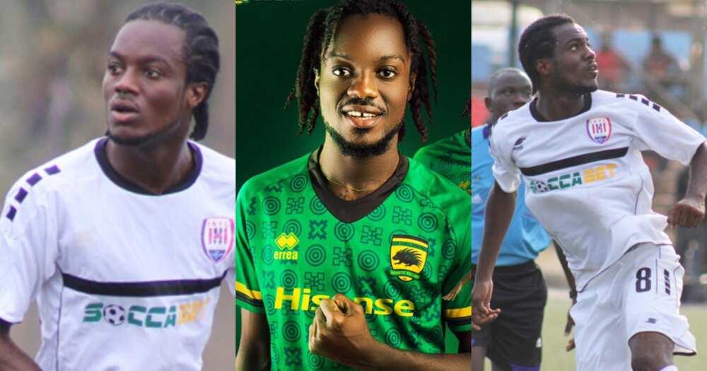 Asante Kotoko announce first signing ahead of 2021/22 Ghana Premier League season