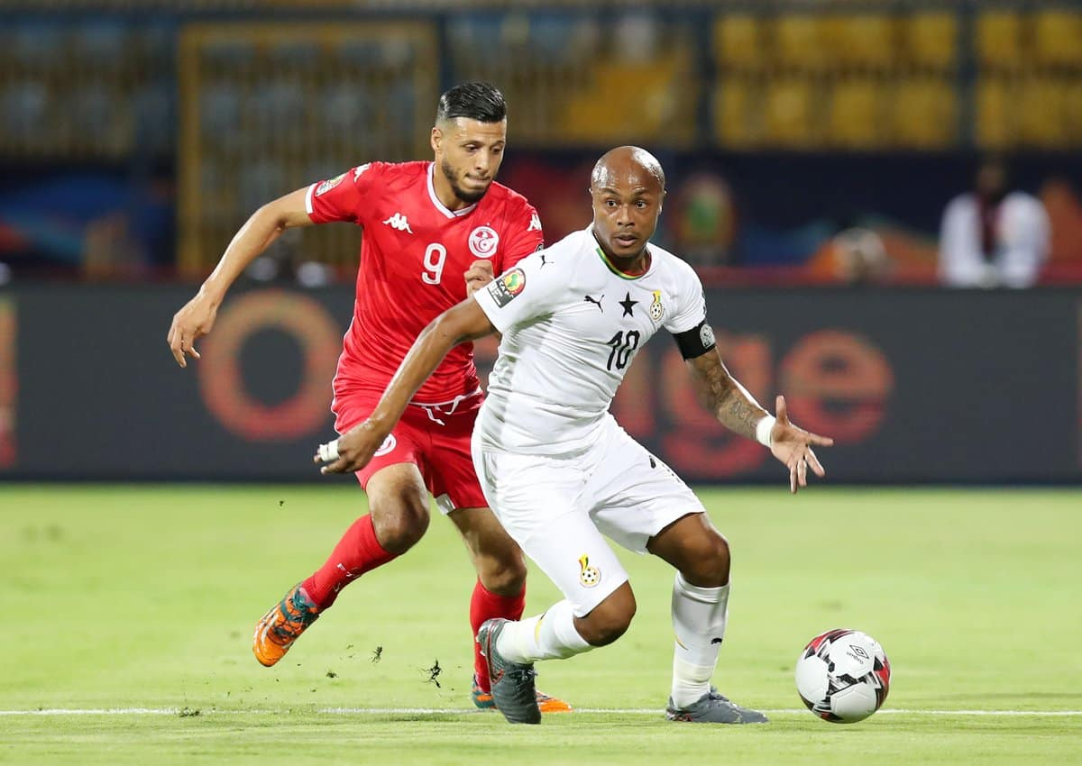 AFCON '19: Ghana crashed out after losing to Tunisia