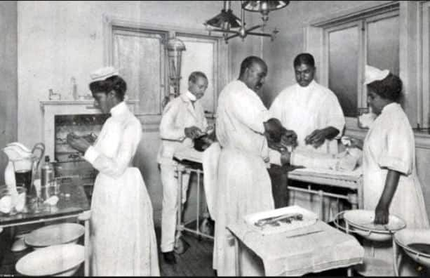 Meet the first African who performed the first open heart surgery in 1893