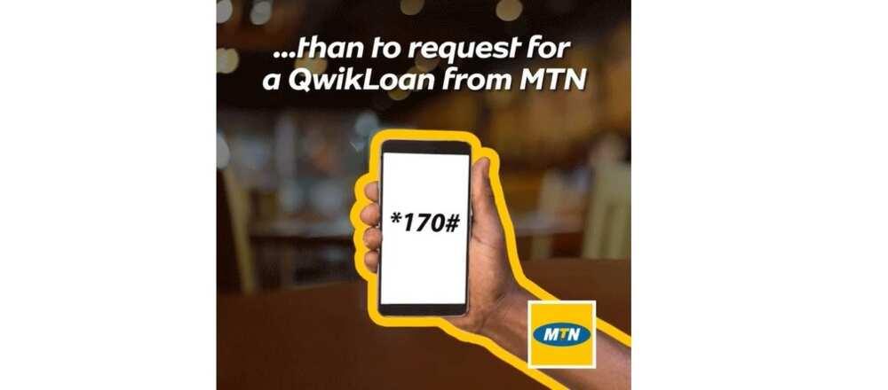 How to borrow money from MTN Qwikloan