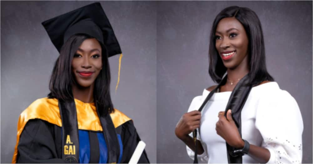 Beauty and brains: Meet the lady who bagged her law degree at age 21