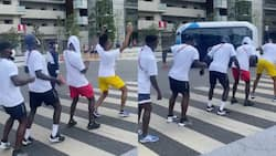 Tokyo 2020: Ghanaian Athletes light-up game village with enthralling dance moves
