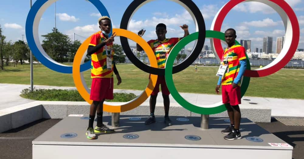 Tokyo 2020: Know the 14 Athletes representing Ghana at the Olympic Games