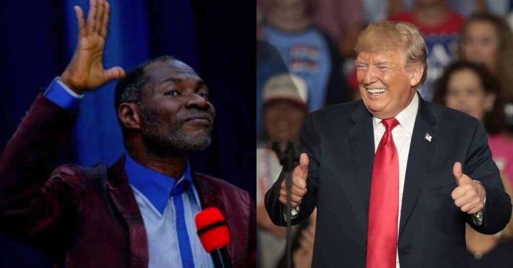 Prophet Badu Kobi defends his prophecy that Trump will retain his seat in new video