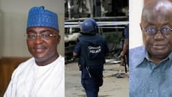 Police officer in trouble for 'insulting' Akufo-Addo, Bawumia on Facebook; calls them 'sick'