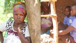 Mom & kids who have lived in toilet for 6 yrs narrate how they moved from grace to grass