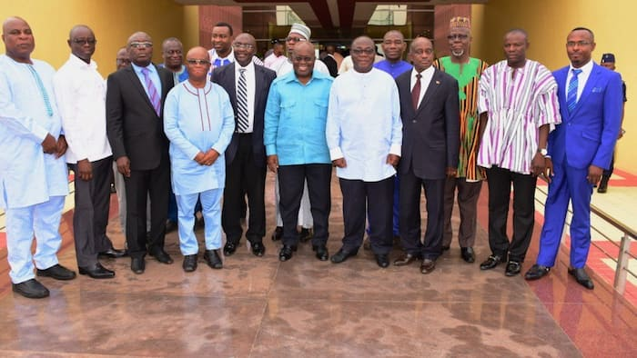 List of ministers in Ghana